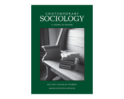 Contemporary Sociology July 2019 Cover