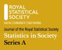 Journal of the Royal Statistical Society, Series A logo